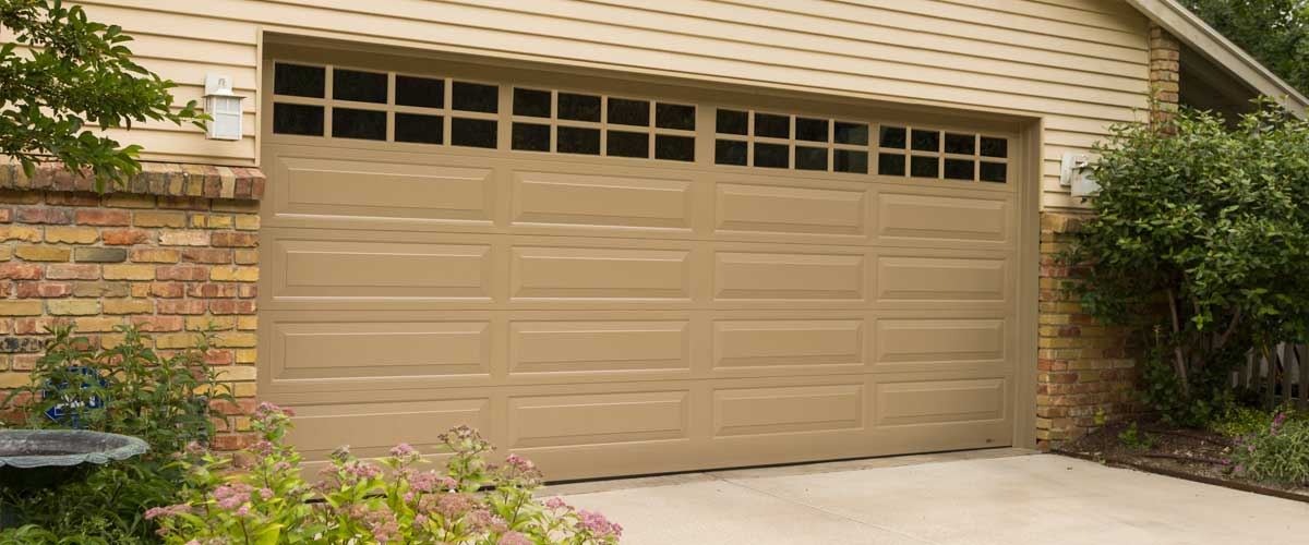 Installed Garage Doors in Orem Provo